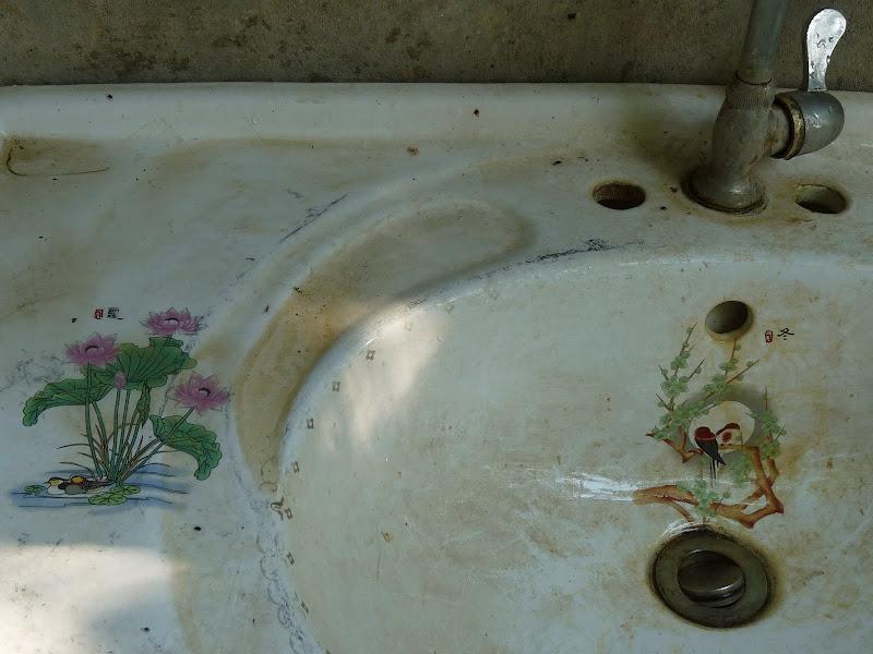 c etait un ravissant lavabo