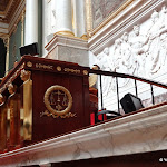 Assemblée nationale : perchoir