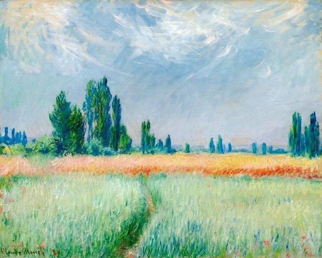 Claude Monet, Campo di grano