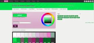 Color Scheme Generator