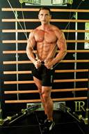 David Morin - The Fine Art Fitness Model