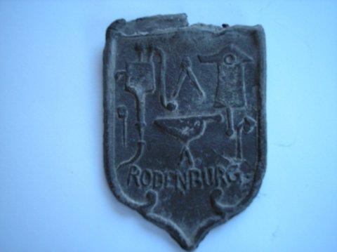 Naam: A. RodenburgPlaats: DelftJaartal: 1850