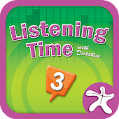 Listening Time3 with Dictation