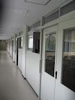 教室と廊下