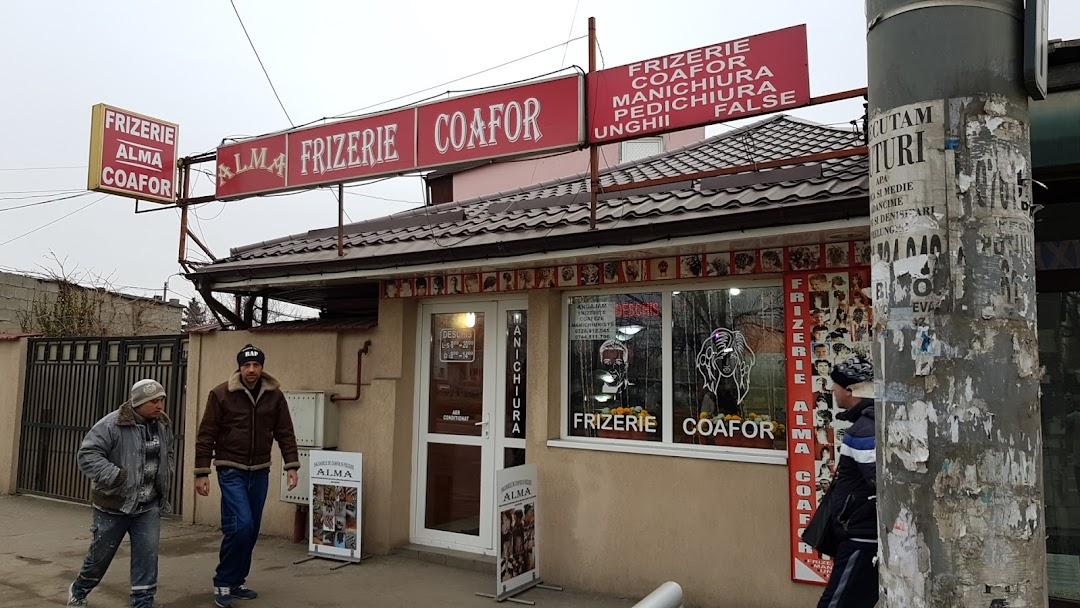 Saloanele De Coafor Si Frizerie Alma Sediul Social în București