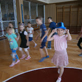 Diskotéka tanečního kroužku