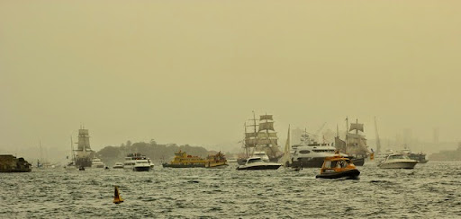 Tall ships are coming! Celebrating Australia Day in Sydney Harbour