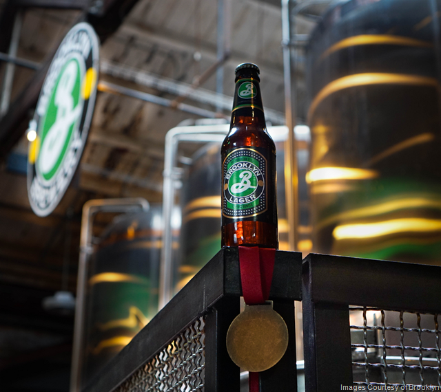 Brooklyn Lager Wins World Beer Cup Gold
