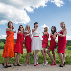 Wedding photographer Andrey Sharonov (casp66). Photo of 22.07.2015