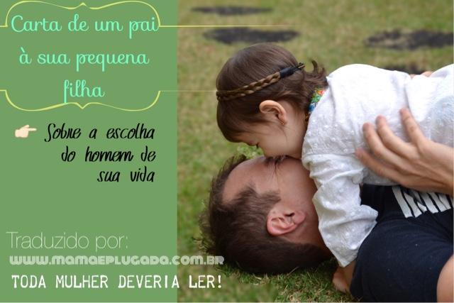 Carta de um pai à sua pequena filha