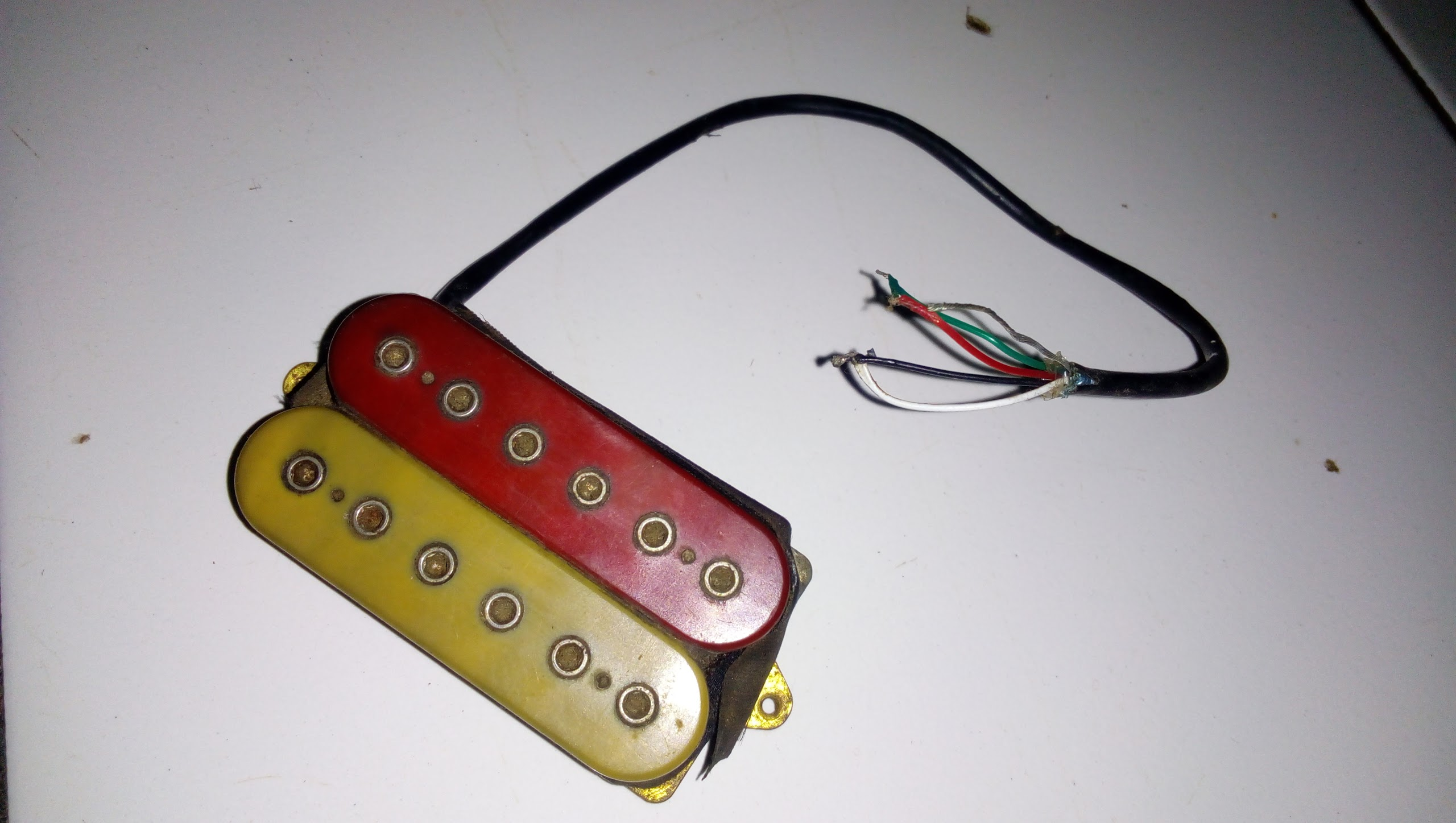 Cute Bulldogsecurity.com Wiring Thick Telecaster 5 Way Switch Wiring Diagram Solid Bdneww 4pdt Switch Schematic Young Excalibur Remote Start Installation OrangeHss Guitar Wiring Dimarzio DP156 The Humbucker From Hell Forsale Used   TANGSEL ..
