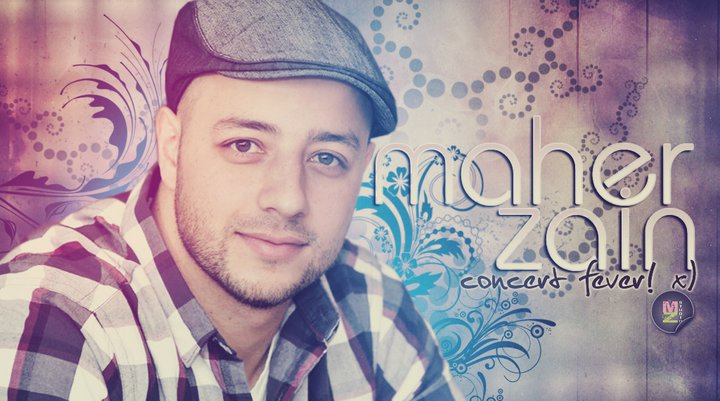Maher Zain With His Wife And Daughter http://kinsellasaysit.blogspot.com/2011_03_01_archive.html