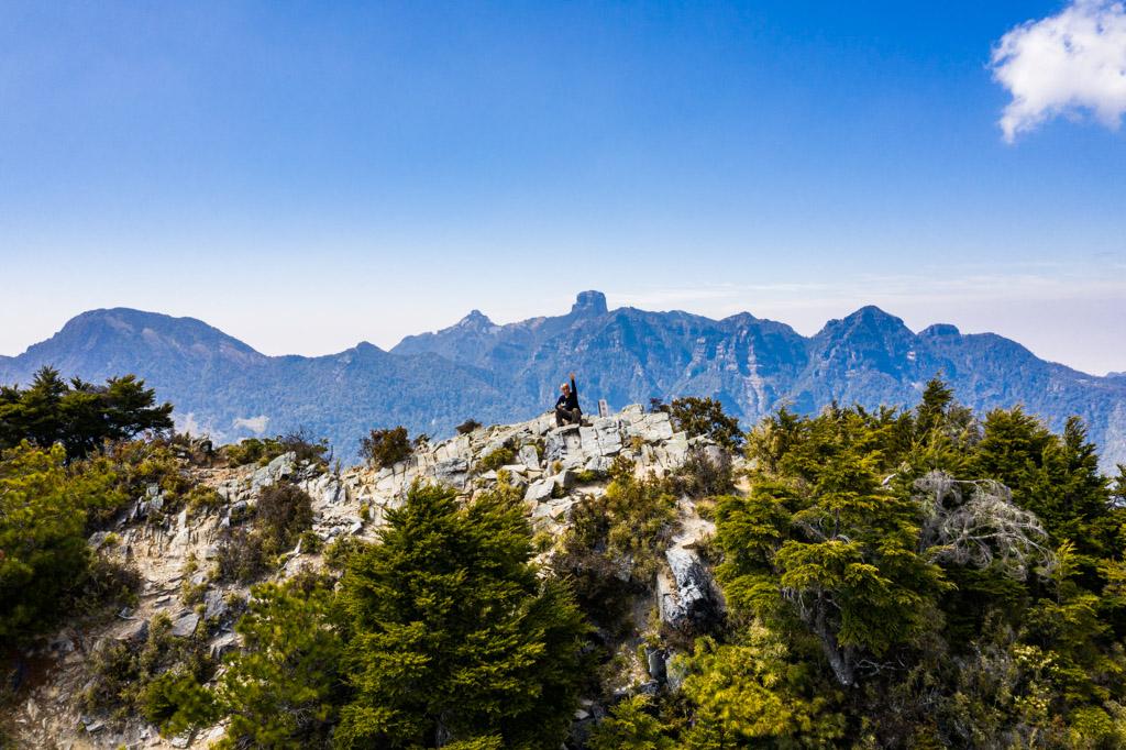 武陵四秀──池有山