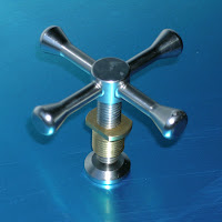 Weighted Racing Spinners(set of 2)