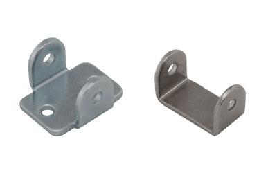 Custom latch hardware