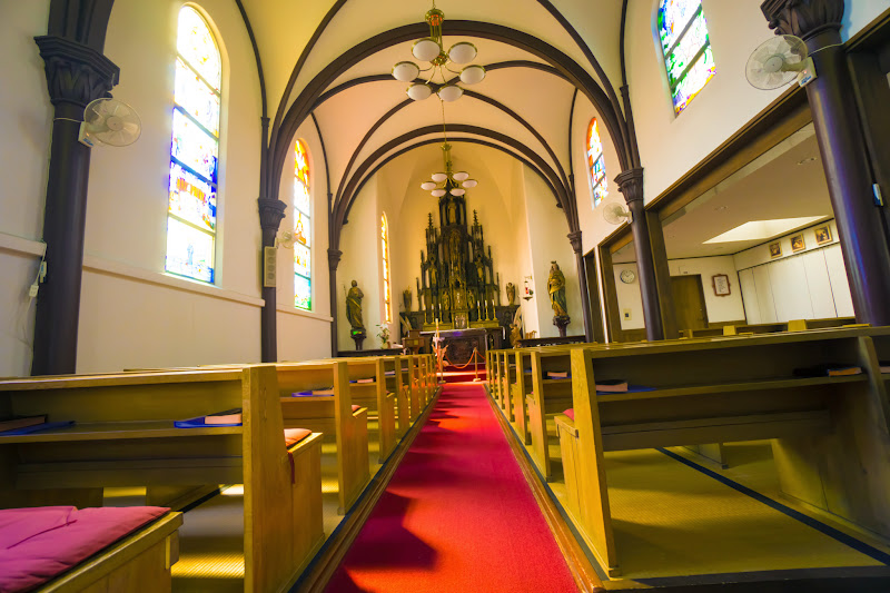 Catholic Hirosaki Church photo3