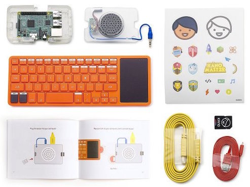 New Kano Computer Kit (Based on Raspberry Pi) Now Available $150 USD