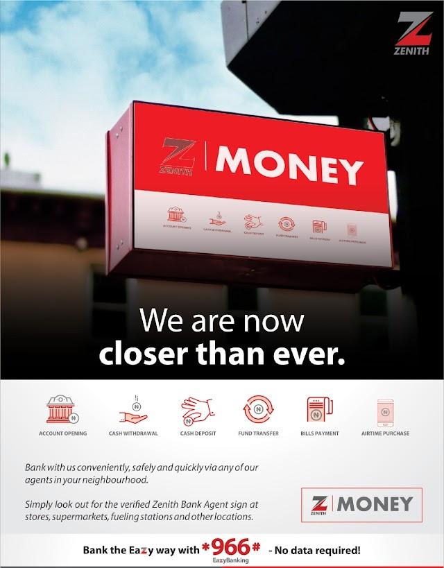 ZENITH BANK REAFFIRMS MARKET LEADERSHIP AS PAT CROSSES N200BILLION MARK