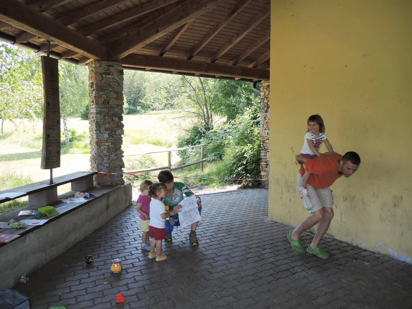 """Staffetta """"Lui&Lei"""" (Brinzio 22/6/2013)"""