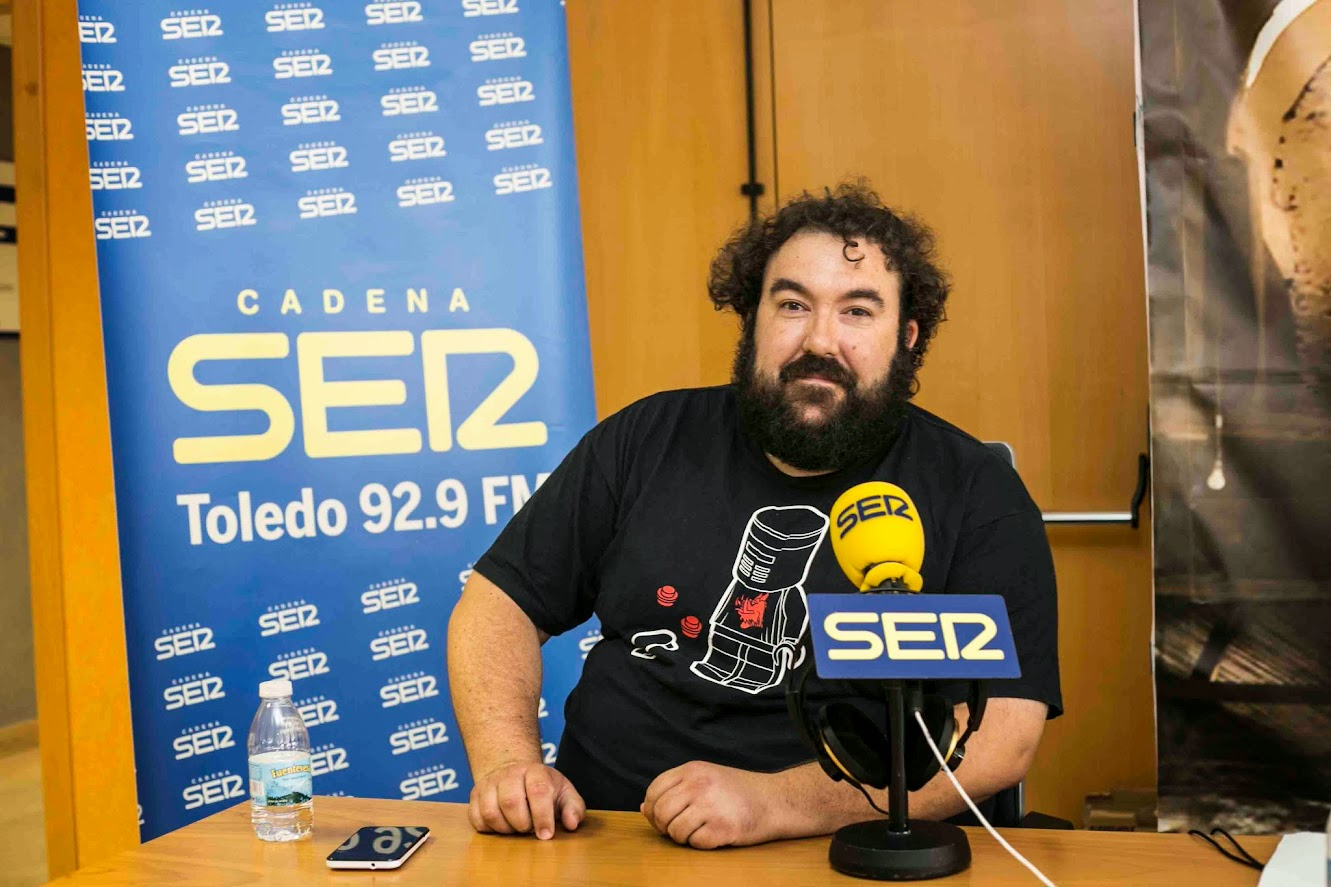 Julian de Cervezorama 2.0 en la SER Toledo