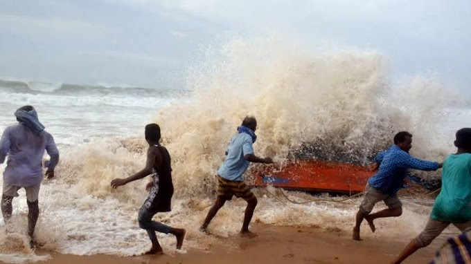 سمندری طوفان گلاب کی تشکیل۔۔ آیندہ ہفتہ کراچی سمیت سندھ میں بارشوں کا امکان