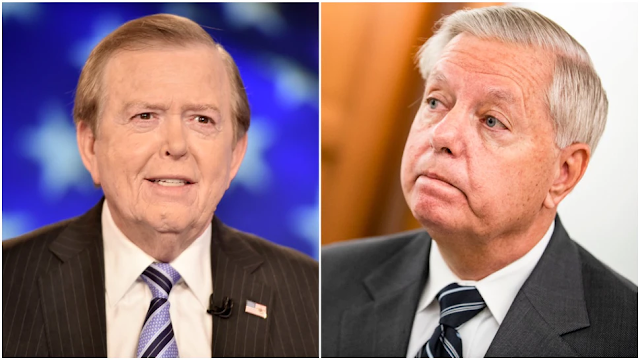'He Has Betrayed The American People': Lou Dobbs Urges South Carolina Not To Vote For Lindsey Graham