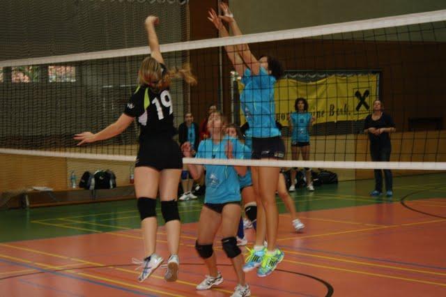 Damen1 Heimspiel vs Wels