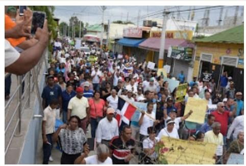 San Juan de la Maguana se lanzará a las calles en contra de explotación minera