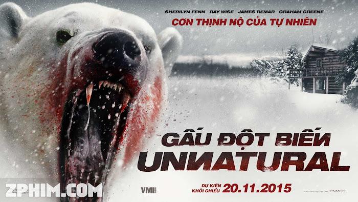 Ảnh trong phim Gấu Đột Biến - Unnatural 1