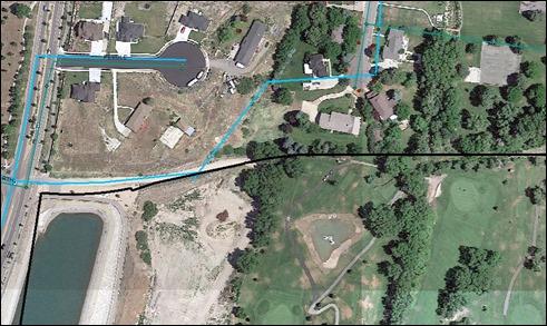 2016-12-06 Golf Water Line