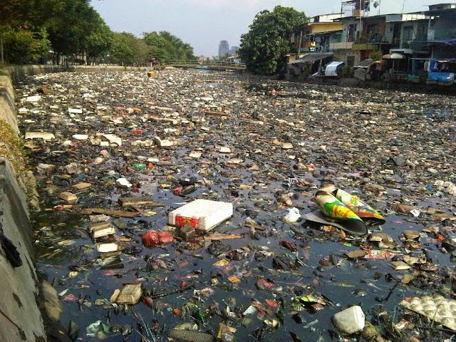 Sanitasi Buruk di Indonesia