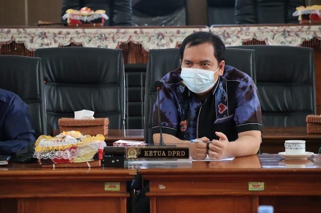 PPKM di Balangan Turun Level 2, Ketua DPRD Ahsani Fauzan Harapkan Ini..!!