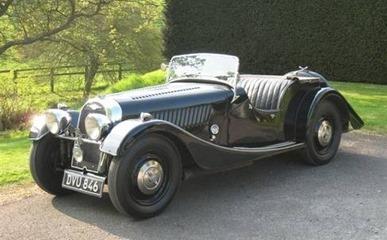 Morgan 4-4 1936