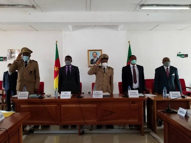 "North West Governor Backs operation ""Bamenda Clean,"" prescribes Civil-Military Collaboration"