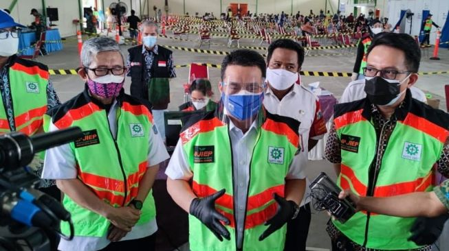 Dibully karena Lapor, Wagub DKI Ancam Sanksi Petugas Pembocor Identitas Pelapor PPKM