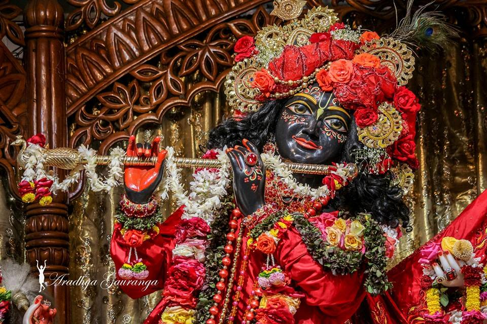 ISKCON Mayapur Deity Darshan 06 Jan 2015 (19)