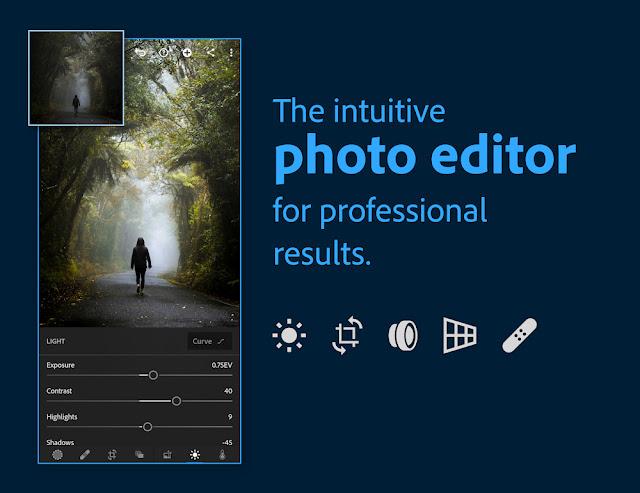 Adobe Lightroom CC MOD Premium desbloqueado