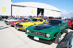 1972 Green Ford Mustang Mach 1