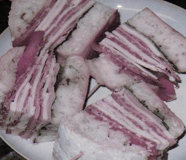 Big Italian Sandwich Recipe