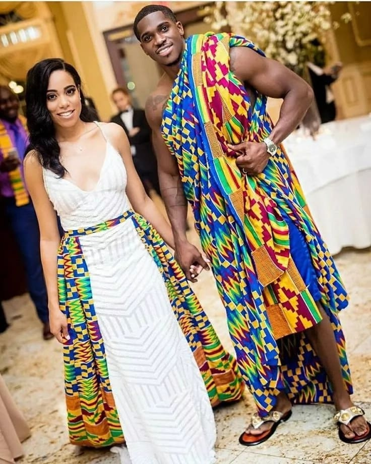 African Traditional Wedding Attire Styles You Will Love 3