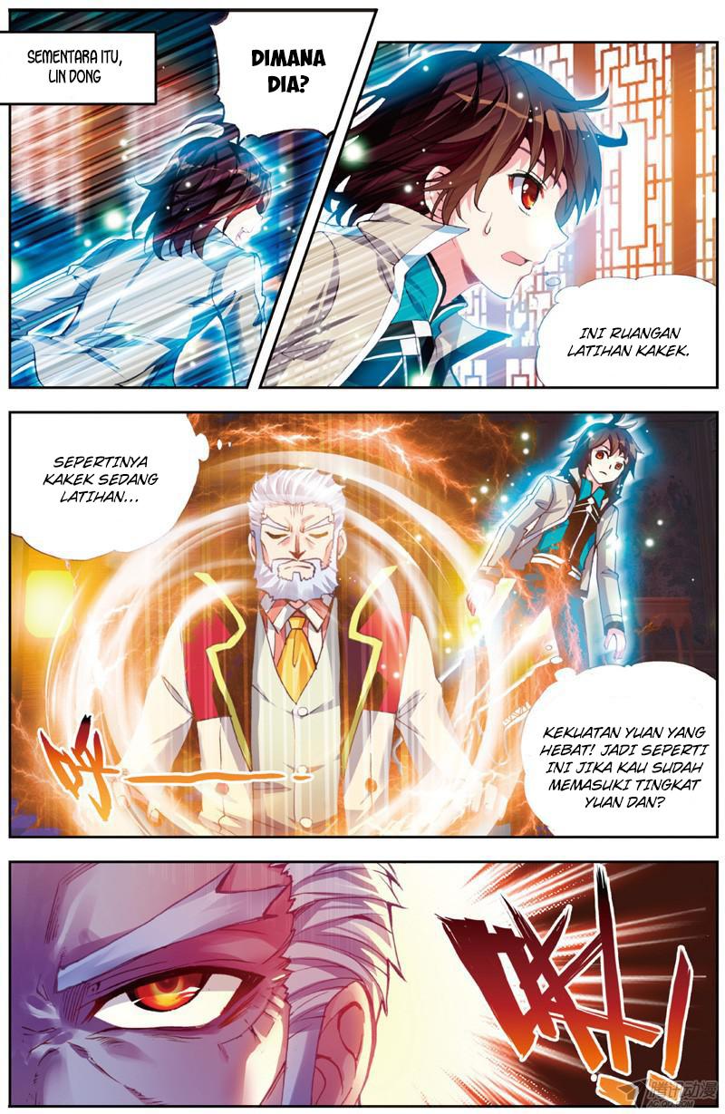 Wu Dong Qian Kun Chapter 25