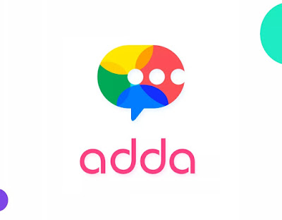Adda Chat - Rs  25 On Signup + Earn Upto Rs  500 Paytm Cash