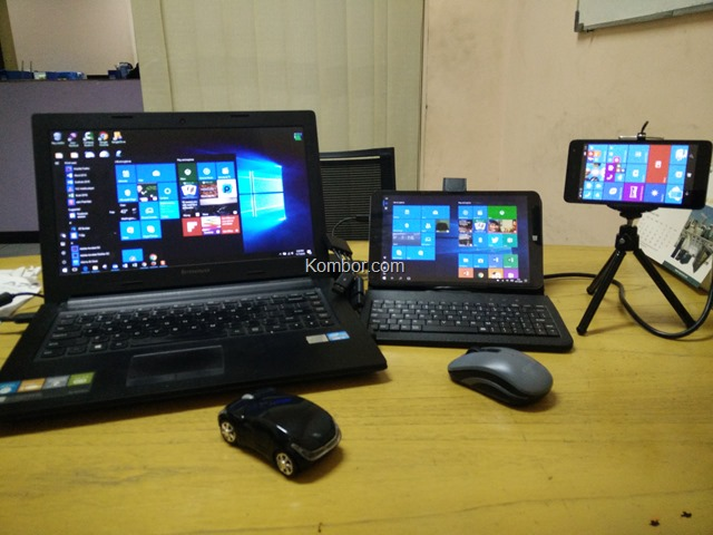 Perangkat Windows 10