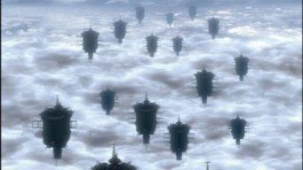 The Mad-thane Fleet.