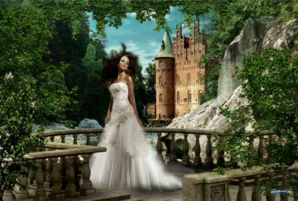 Bride In The Magic Castle, Magic Beauties 3