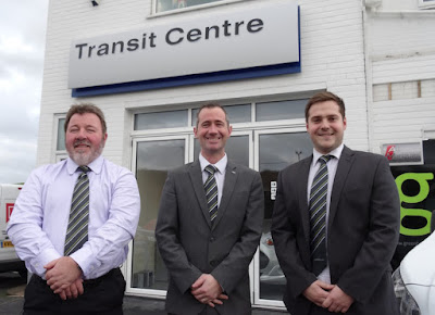 New Transit Centre opens its doors
