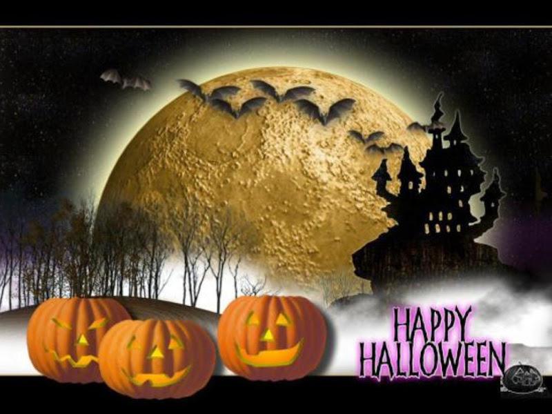 Happy Halloween Wallpaper, Halloween