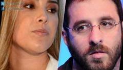 Wanessa Camargo comenta o processo contra Rafinha Bastos