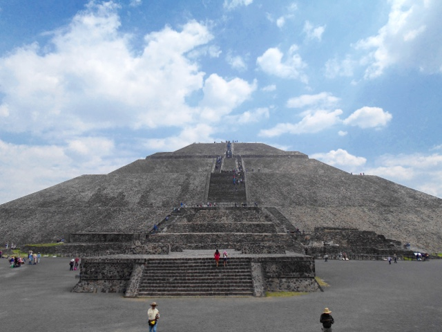 Mexico City, DF, Mexico, Travel, Travel Blog, travelsandmore, teotihuacan
