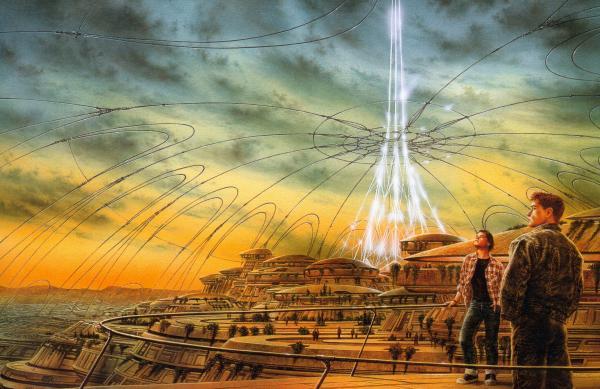 Energy Of Earth, Fiction 1
